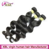 Vendita di estensioni dei capelli del Virgin di qualità della fabbrica dei capelli umani