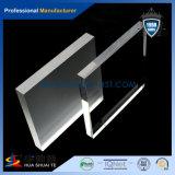 Strato acrilico glassato doppio lato dall'abitudine della fabbrica