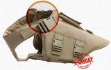 Maglia a prova di proiettile militare/maglia balistica per il cane (K9)