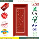 형 문 실내 넘치는 문 MDF PVC 문