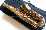 Нот Hanhai/саксофон альта Eb золота ключевой латунный