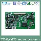 PCB van het Koper van PCB van Hoverboard van de Schoonmakende Borstel van PCB
