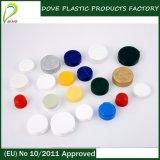 De ronde Hoogste Dekking Plastic GLB van de Tik van de Vorm Kosmetische Verpakkende