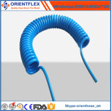 Mangueira de bobina de nylon colorida colorida de alta qualidade