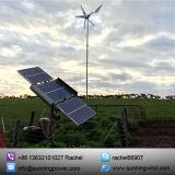 2016 Wind-hybrides SolarStromnetz für Überwachung
