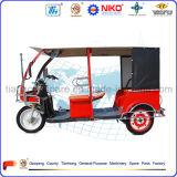 Passangerのための3つの車輪の電気三輪車
