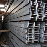 Faisceau structural de fer du profil H de poutre en double T d'acier du carbone (HEA, HEB)