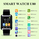 Bluetooth Wristwatches Cell Phone Compatible com iPhone Wearable Watch Camera (ELTSSBJ-18-10)