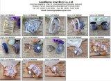 Кольцо покрынное Glod R10580 Rose ювелирных изделий 2015 оптовое серебряное женщин