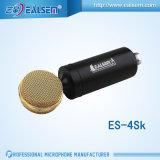 Microfone pequeno do estúdio do projeto do condensador do diafragma do Multi-Teste padrão de capacidade elevada profissional de Es-4sk-F