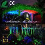 2017대의 최신 크리스마스 레이저 광 판매 휴일 나무 RGB 레이저 광 옥외 정원 영사기