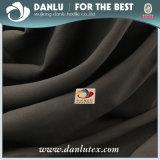 Нормальная черная ткань Abaya персика шерстей