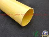 Aislante de tubo resistente a la corrosión y no tóxico de la fibra de vidrio
