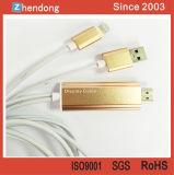 iPhone6のための1080P ConverterのHDMI HDTV