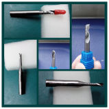 Couteau acrylique solide de Crbide de cannelure simple de haute précision de Jingnuo