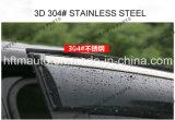 für Audi Q7 Stärke 3-4.5mm 2016 Auto-Fenster-Maske