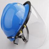 庭機械専門家の労働のヘルメット