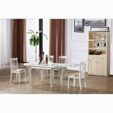 レストランの喫茶店(HW-2032C)のための北欧の木の食事の椅子