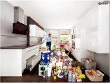 現代光沢のある終わりの販売のための木の家具の食器棚(カスタマイズされる)