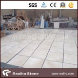 Nantural Polished Bathroom Stone Marble Tile per Flooring/Wall