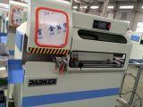 O CNC controla a máquina de estaca inteiramente automática da chave do canto da porta do indicador de alumínio