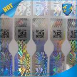 Laser adesivo Sticker de Holographic 3D