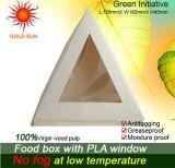 Rectángulos de almacenaje del alimento (W170) ninguna niebla en una baja temperatura