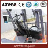 China Ltma 3.5 Tonnen-Vierradbatterie-elektrischer Gabelstapler