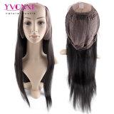 Peluca brasileña del frente del cordón de la pieza del pelo humano U