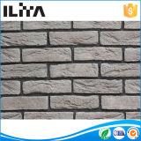 Pierre artificielle de culture, tuiles de revêtement de mur, placage mince de brique (YLD-19006)