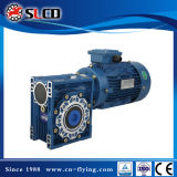 Wj (NMRV) Series Hollow Shaft Worm Geared Motor für Machine