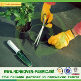雑草防除のための紫外線馬小屋PP Ss Nonwovenファブリック