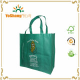 Customized promozionale Logo Shopping Nonwoven Bag per Supermarket
