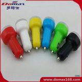 Telefoon 2 USB van de cel de Mobiele Adapter van de Lader van de Auto van de Reis