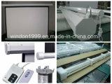 """100 """"16: 9 HD pantalla del proyector motorizado eléctrico con control remoto Precio de fábrica"""