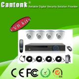 4/8 Kanal 5 in-1 1080n MiniXvr u. Netz IP-Kamera-Installationssätze mit APP P2p