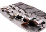 Комплект щетки PCS оптовой продажи 15 косметический с портативным мешком