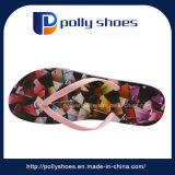 Distribuidores al por mayor de los fracasos de la señora tirón de la sandalia de la correa de la jalea