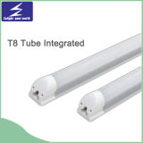 luz integrada del tubo de 10W T8 LED