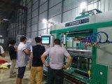Máquina de fabricación de formación terma de empaquetado plástico del vacío de alta velocidad automático del material