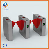 Sale chaud 304 Stainless Steel Access Control Flap Gate Barrier avec Factory Price