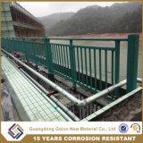 Modern Design Balustrade en aluminium pour balcon