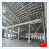 Edifício da construção de aço para o armazém e a oficina