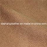 Синтетическая кожа 2015 цветастая Semi-PU для софы, стула (B801)
