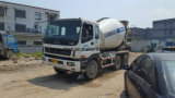 Caminhão usado do misturador do trânsito de Isuzu
