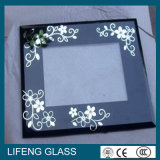 Seda-Screen Printing Glass de 4-12mm Customized Pattern