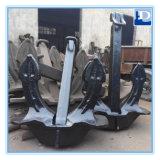 ABS、Lr、BV、DnvのGlのクラスCertficiateが付いている足ひれのデルタまたはデルタの足ひれのアンカー