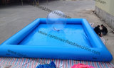PVC azul M2 Certification Inflatable Swimming Pool de Color Best 0.6m m