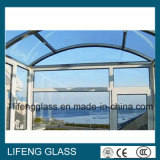 Стекло стеклянного окна двойной застеклять изолированное