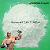 Masteron weißes kristallenes Puder Drostanolone Propionat für Bodybuilding